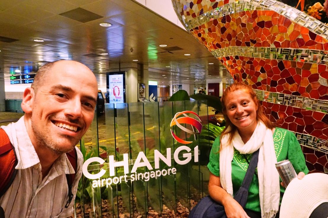 Changi Singapore Airport