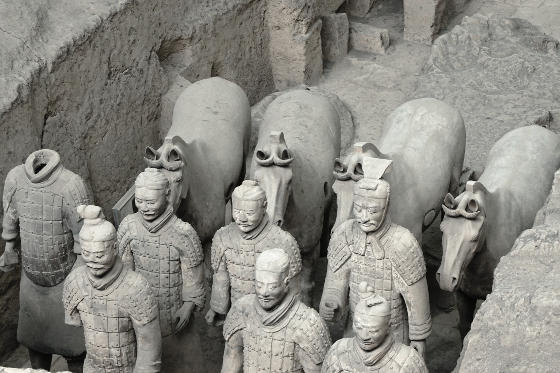 Terracotta Warriors and More