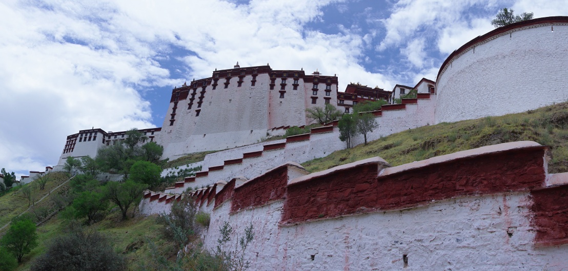 Potala Palace and Sera Monastery
