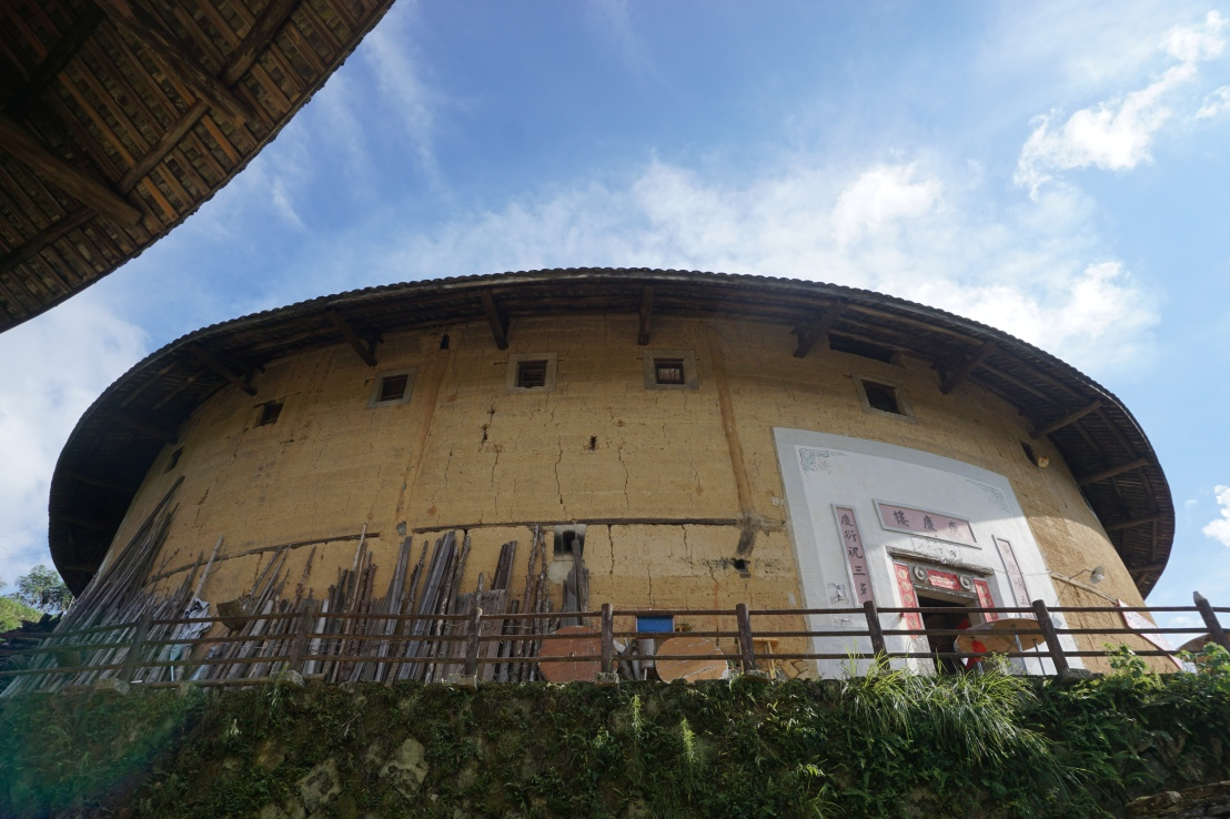 Tulou Villages of Fujian