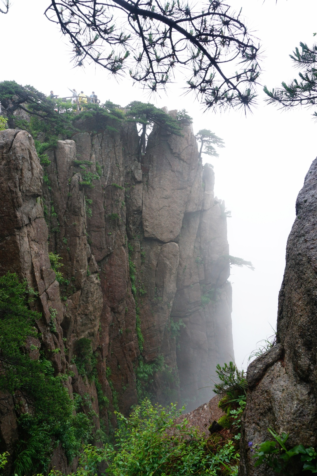 Huangshan – Yellow Mountains