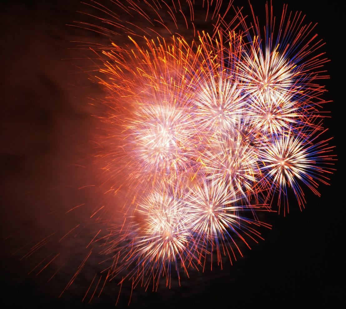 Japanese Firework Festival